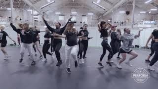 Commercial Dance Class | Perform Ireland 2020 | Dublin, Ireland