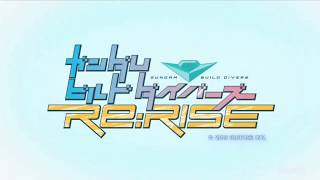 Gundam Build Divers Re:RISE 2nd Season Opening - HATENA By Penguin Research