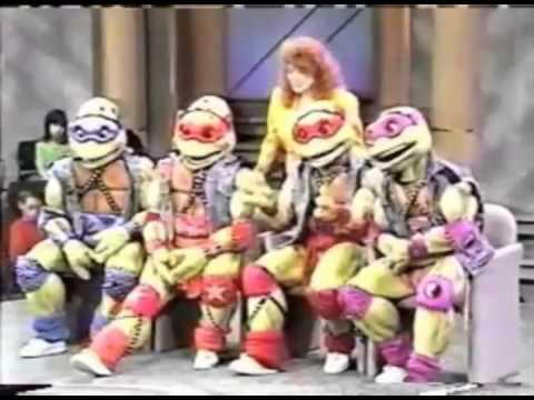 Download The Teenage Mutant Ninja Turtles on Oprah - 1990 (Short Version)