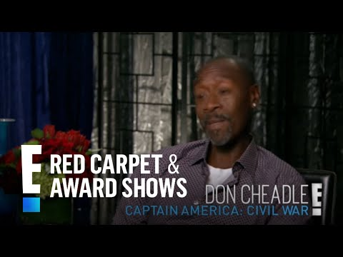 Don Cheadle Talks Doing Own
