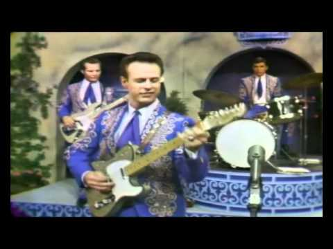 "Buck Owens & His Buckaroos  - ""I've Got A Tiger By The Tail"""
