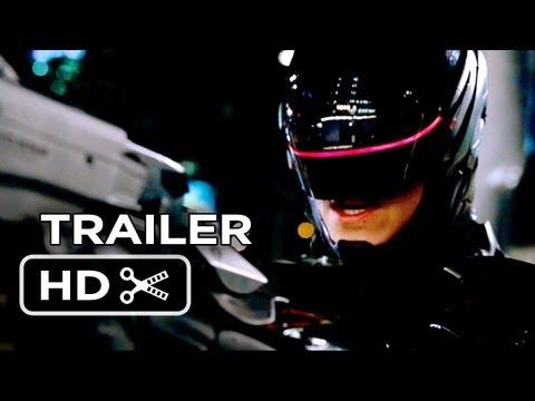 RoboCop Official Trailer #1 (2014) -...