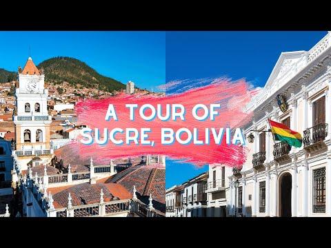 A Tour Of Sucre Bolivia Youtube