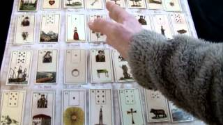 Navigating Your First Lenormand Grand Tableau