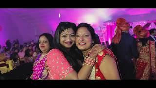 London Thumakda - Lip dub Indian Wedding - Kavita & Vhawik