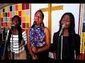 BENEFITS OF THE CROSS. Joyce, Lucy And Awurama