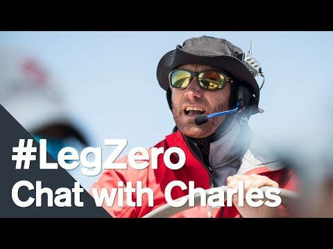 LEG ZERO: Live call with Dongfeng Race Team | Volvo Ocean Race
