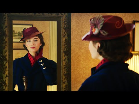 "MARY POPPINS RETURNS Clip ""Wonderful To See You"""