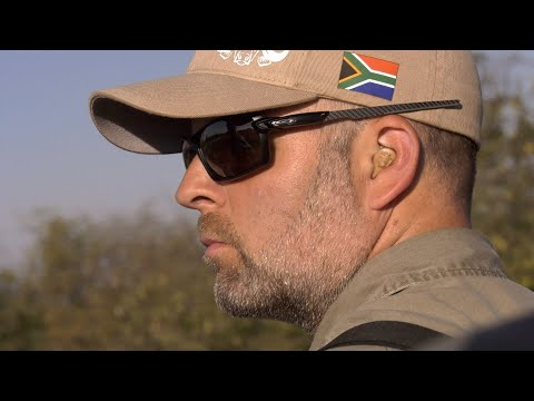 Hunting Cape Buffalo In South Africa #MrGoldenC