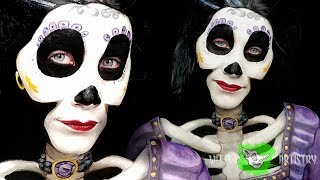 ✅IMELDA COCO MOVIE MAKEUP TUTORIAL (Sugar skull )