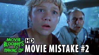 Jurassic Park (1993) movie mistake #2
