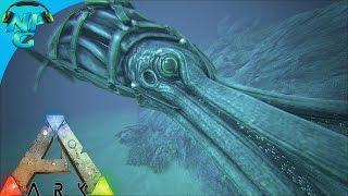 Patch 253 - Underwater Caves, Therizinosaurus, Pegomastax, Tusoteuthis! ARK - Survival Evolved