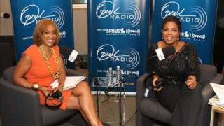 Oprah In Copenhagen with Obama for Chicago Olympic Bid // SiriusXM