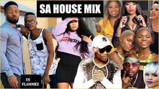 South African House Music Video Mix 2020 ~ Dj flammez Ft Master KG, TNS, DJ Zinhle, Maphorisa