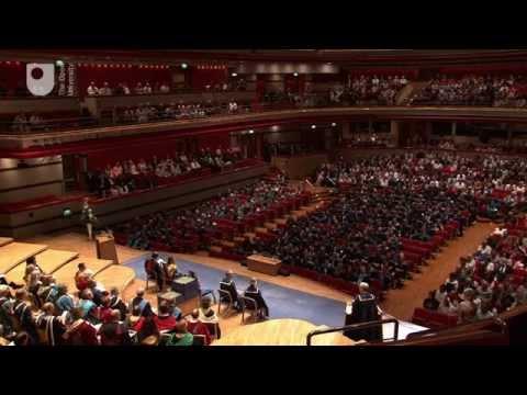 Birmingham degree ceremony, Saturday 14 June 11:00