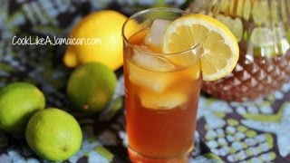 Oldtime Jamaican Lemonade Recipe Video