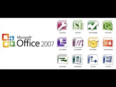 How To Install Microsoft Office 2007 Full Setup Video (Hindi/English)