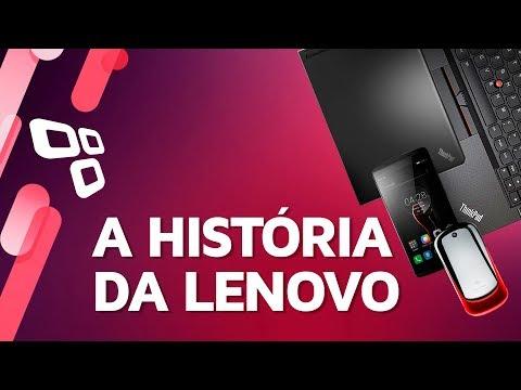 A história da Lenovo - TecMundo