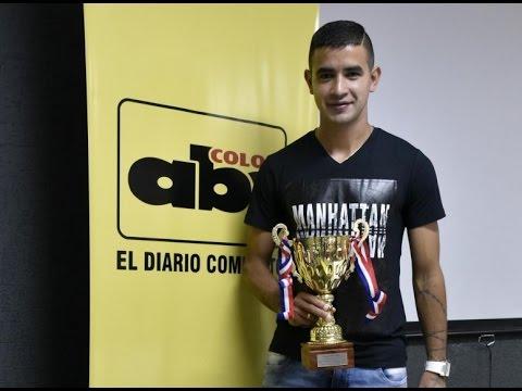 Derlis González, el mejor futbolista paraguayo del 2015 - ABC Color
