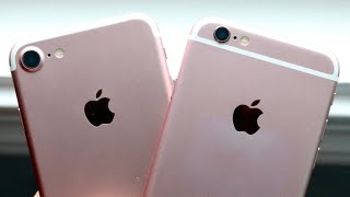 iPhone 7 Vs iPhone 6S In 2020! (Comparison) (Review)