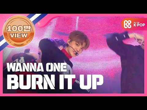 Show Champion EP.241 Wanna One - Burn it up [워너원 - 활활]