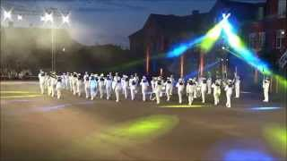 Ystad Tattoo   2015 Video 07 2  Royal Swedish Navy Cadet Band