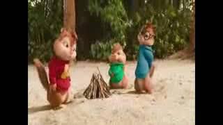 Элвин и бурундуки поют - (Копы)