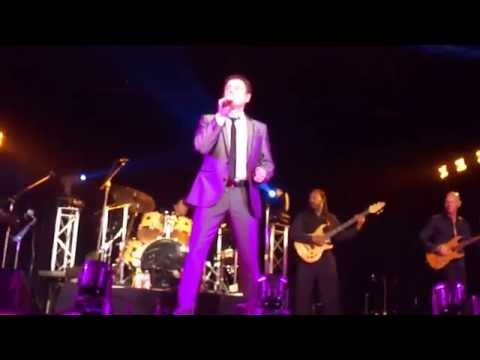 "Donny Osmond sings his ""Soldier of Love"" March 9, 2014"