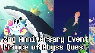 Tap Tap Fish - Abyssrium: 2nd Anniversary Event: Prince of Abyss Quest Guide