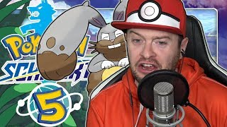 Beinahe GAME OVER in der Naturzone?! ⚔️ POKÉMON SCHWERT #5