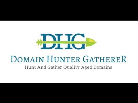 Niche Expired Domains in minutes - Domain Hunter Gatherer Quickie
