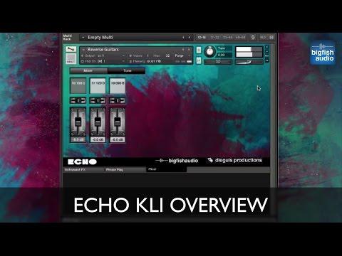 Echo - KLI Overview