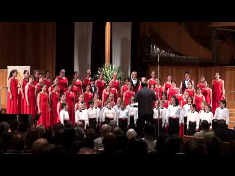"Contra Costa Children's Chorus Perform ""Take Me Home Country Roads"" By John Denver"