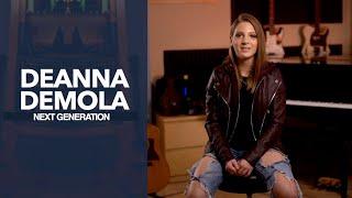 Deanna DeMola   Next Generation (Interview)