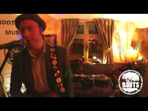 Phil Cooper playing live the Wellington Inn Nottingham music   roots live music Video