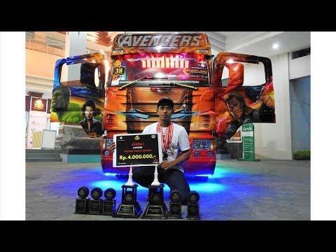 AVANGERS JUARA !!!! JOGJAKARTA TRUCK FESTIVAL JTF 2018 THE KING OF TRUCK MODIFICATION