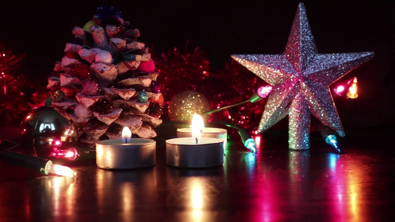 Christmas Images Free For Commercial Use.Royalty Free Christmas Scene Light Garland And Silver Star Tea Light Free For Commercial Use