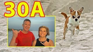 """What is """"30A"""" - and Why Do We LOVE to RV There?"""