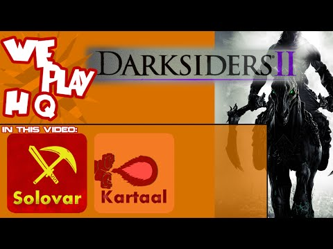 Let's Play Darksiders II E3 P1 Control Chat