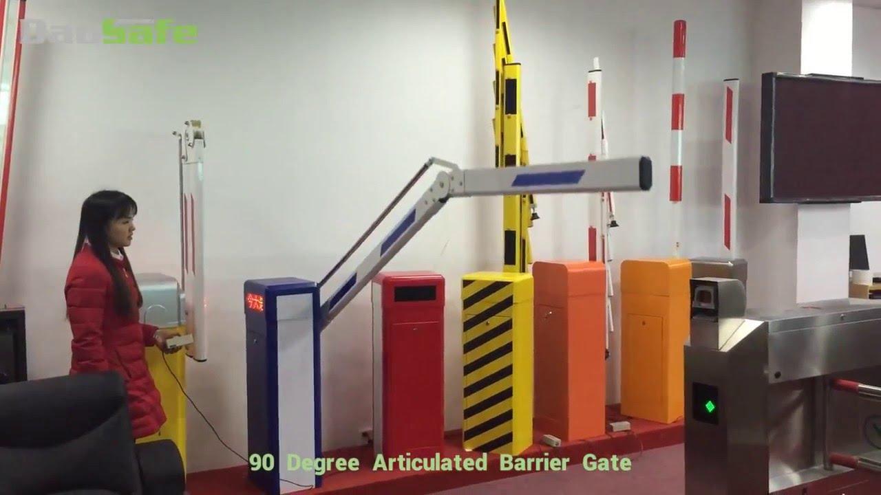 Daosafe Parking Barrier Gate Demo