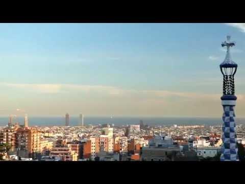 Gaudí · The Park Güell Tour - Barcelona Guide Bureau