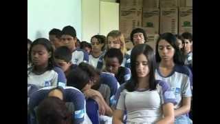 Трансцендентальная медитация в школах Рио-де-Жанейро