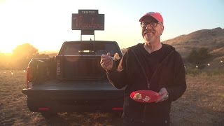 Features Not Standard: Adam Savage's Portable Movie Theater
