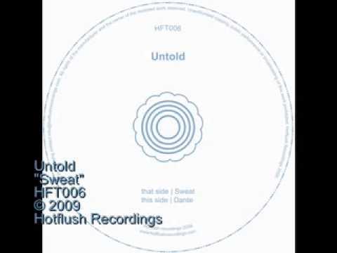 Untold - Sweat - HFT006