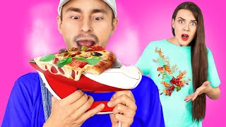 Crazy Food Hacks That Will Surprise You  Easy DIY Food Tips and Funny Tricks