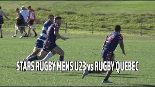 Tropical 7s 2019: Stars Rugby MU23 vs Rugby Quebec