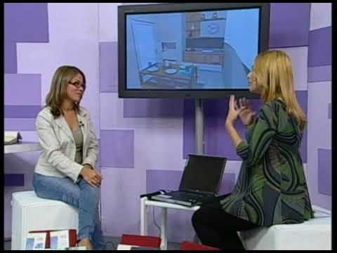Designer Vanessa de Mani - Entrevista - Rit TV (Parte 2/3)