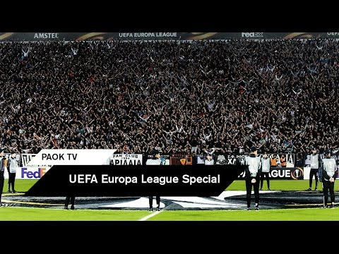 This is Thessaloniki, this is PAOK - PAOK TV