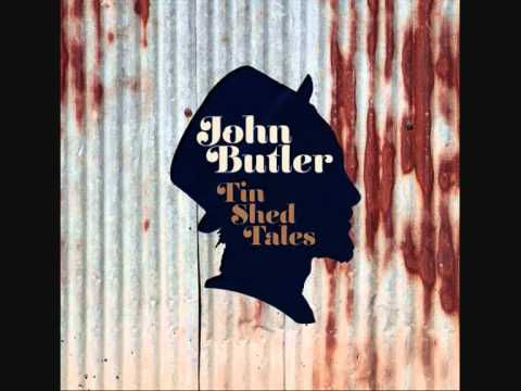 Kimberley - John Butler (Tin Shed Tales) [Lyrics In Description Box]
