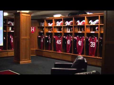 Facility Tour: Harvard Football